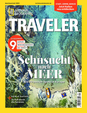 National Geographic Traveler (02/2021)