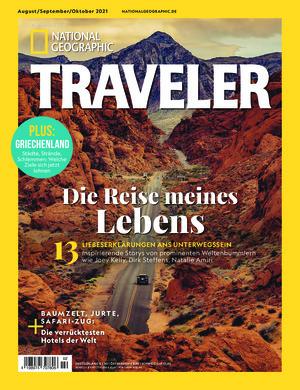 National Geographic Traveler (02/2021)