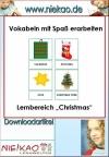 "Lernbereich ""Christmas"""