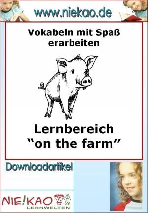 """Lernbereich """"On the Farm"""""""