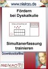 Simultanerfassung trainieren