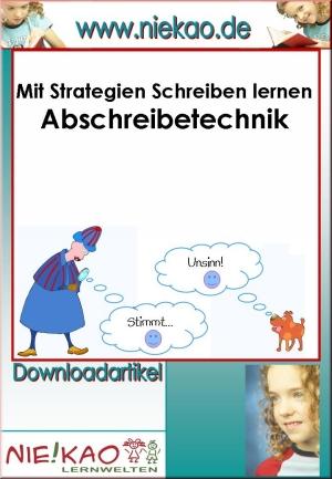 Abschreibetechnik