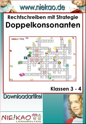 Doppelkonsonanten