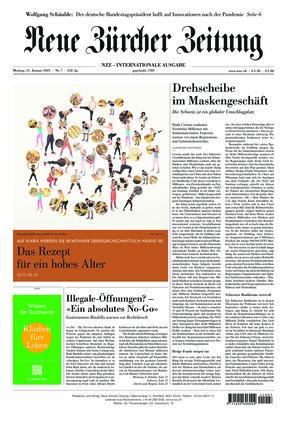 Neue Zürcher Zeitung International (11.01.2021)