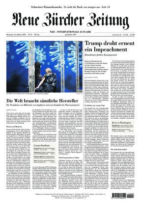 Neue Zürcher Zeitung International (12.01.2021)