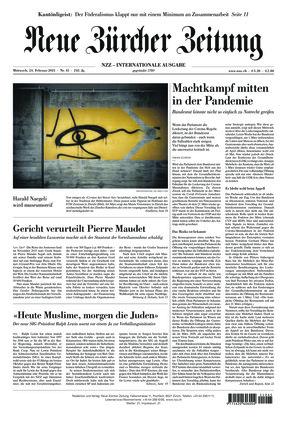 Neue Zürcher Zeitung International (24.02.2021)