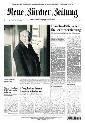 Neue Zürcher Zeitung International (01.03.2021)
