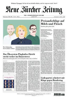 Neue Zürcher Zeitung International (04.03.2021)