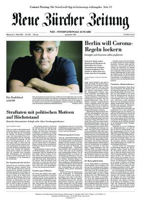 Neue Zürcher Zeitung International (05.05.2021)