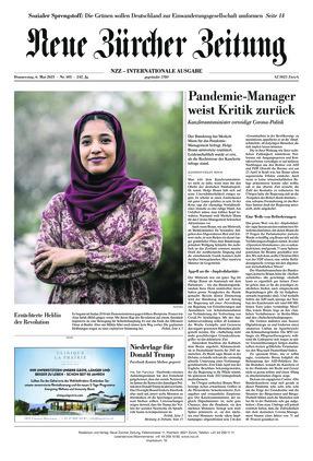Neue Zürcher Zeitung International (06.05.2021)