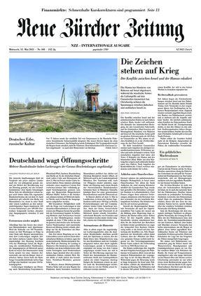 Neue Zürcher Zeitung International (12.05.2021)