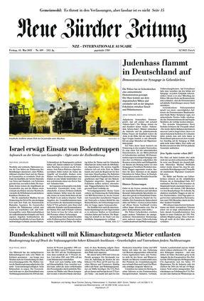 Neue Zürcher Zeitung International (14.05.2021)