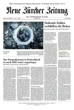 Neue Zürcher Zeitung International (28.07.2021)