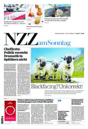 NZZ am Sonntag (13.12.2020)