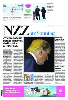 NZZ am Sonntag (10.01.2021)