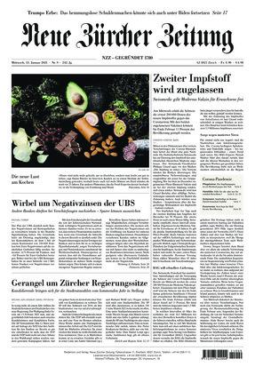 Neue Zürcher Zeitung (13.01.2021)