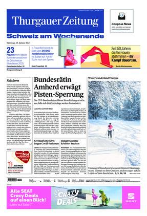 Thurgauer Zeitung (16.01.2021)