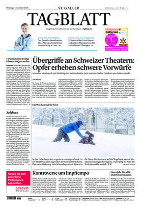 St. Galler Tagblatt (18.01.2021)