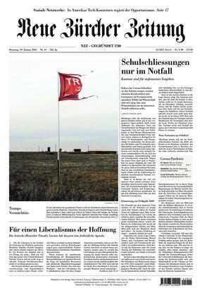 Neue Zürcher Zeitung (19.01.2021)