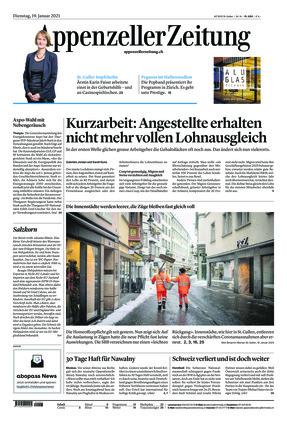 Appenzeller Zeitung (19.01.2021)