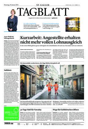 St. Galler Tagblatt (19.01.2021)