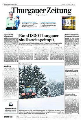 Thurgauer Zeitung (19.01.2021)