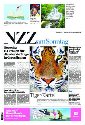 NZZ am Sonntag (24.01.2021)