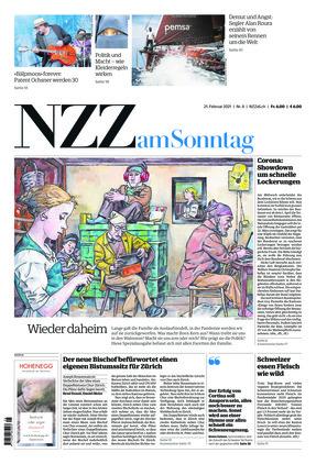 NZZ am Sonntag (21.02.2021)