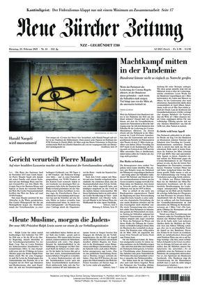 Neue Zürcher Zeitung (23.02.2021)