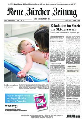 Neue Zürcher Zeitung (26.02.2021)