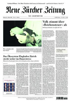 Neue Zürcher Zeitung (03.03.2021)