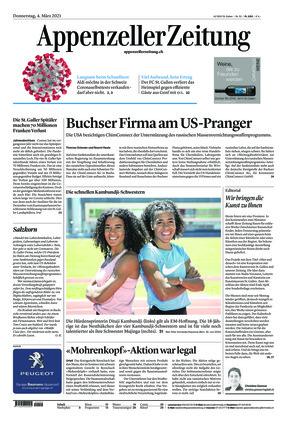 Appenzeller Zeitung (04.03.2021)