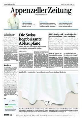 Appenzeller Zeitung (05.03.2021)