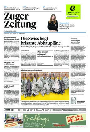 Zuger Zeitung (05.03.2021)