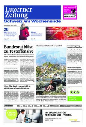 Luzerner Zeitung (06.03.2021)