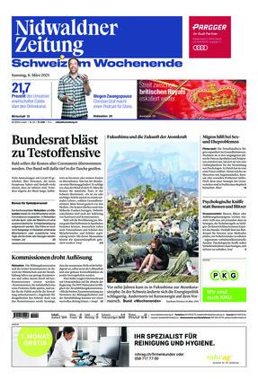 Nidwaldner Zeitung (06.03.2021)