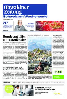 Obwaldner Zeitung (06.03.2021)
