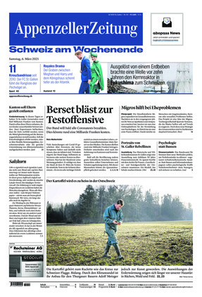 Appenzeller Zeitung (06.03.2021)