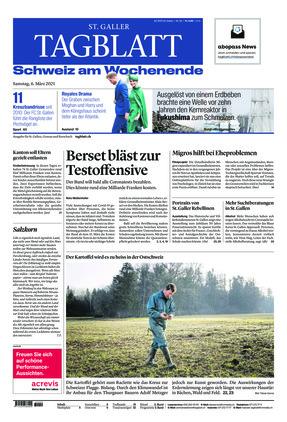 St. Galler Tagblatt (06.03.2021)