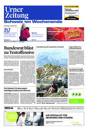 Urner Zeitung (06.03.2021)