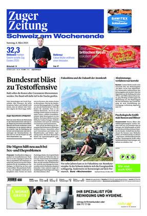 Zuger Zeitung (06.03.2021)