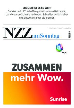 NZZ am Sonntag (07.03.2021)