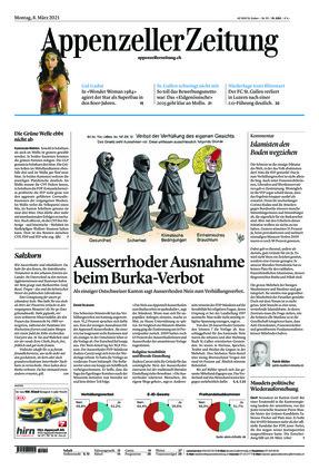 Appenzeller Zeitung (08.03.2021)