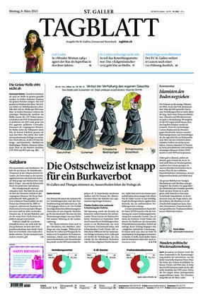 St. Galler Tagblatt (08.03.2021)