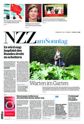 NZZ am Sonntag (14.03.2021)