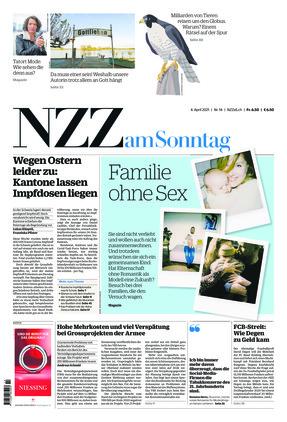 NZZ am Sonntag (04.04.2021)