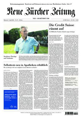 Neue Zürcher Zeitung (07.04.2021)