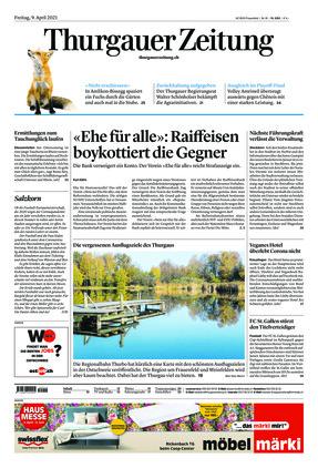 Thurgauer Zeitung (09.04.2021)