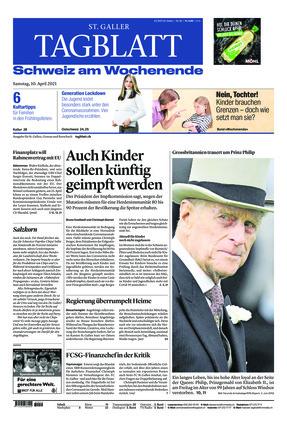 St. Galler Tagblatt (10.04.2021)