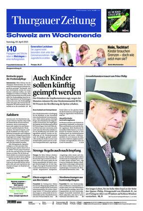 Thurgauer Zeitung (10.04.2021)